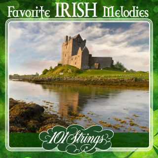 101 Strings Orchestra Plays Favorite Irish Melodies