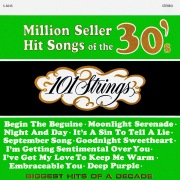 Million Seller Hit Songs of the 30s (Remastered from the Original Master Tapes)