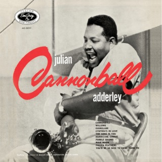 """Julian """"Cannonball"""" Adderley"""