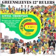 "12"""" Rulers - Linval Thompson"