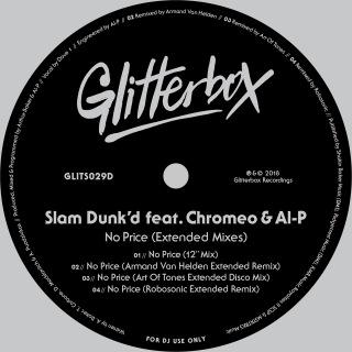 No Price (feat. Chromeo & Al-P) [Extended Mixes]