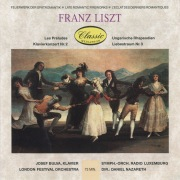 Franz Liszt: Late Romantic Fireworks