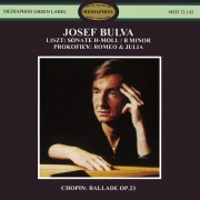 Liszt: Sonata in B Minor, S. 178 - Prokofiev: Romeo & Juliet, Op. 75 - Chopin: Ballade No. 1, Op. 23