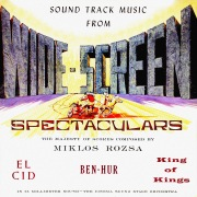 Sound Track Music from Wide-Screen Spectaculars (Remastered from the Original Master Tapes)