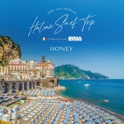 HONEY meets ISLAND CAFE -Italian Surf Trip- Collaboration with IRMA Records