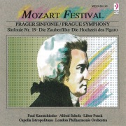Mozart Festival: Prague Symphony, Symphony No. 19, Magic Flute, The Marriage of Figaro