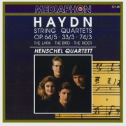 Haydn: String Quartets - The Lark, The Bird & The Rider
