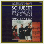 Franz Schubert: The Complete Piano Trios