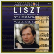 Franz Liszt: Piano Transcriptions After Schubert & Mozart