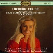 Frédéric Chopin: Piano Concerto No. 2 & Grande Polonaise Brillante