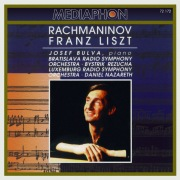 Rachmaninov:  Rhapsody on a Theme of Paganini, Op. 43 - Liszt: Piano Concertos Nos. 1 & 2
