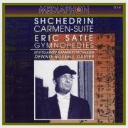 Shchedrin: Carmen-Suite - Satie: Gymnopédies