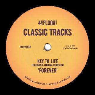 Forever (feat. Sabrina Johnston)