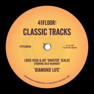 Diamond Life (feat. Julie McKnight)
