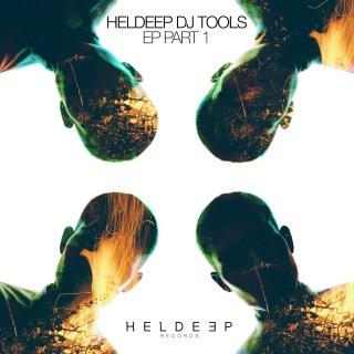 Heldeep DJ Tools EP: Pt. 1