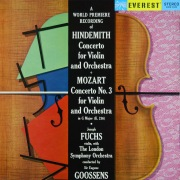 Hindemith: Violin Concerto & Mozart: Violin Concerto No. 3 (Transferred from the Original Everest Records Master Tapes)