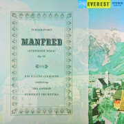 Tchaikovsky: Manfred Symphony (Transferred from the Original Everest Records Master Tapes)