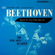 Beethoven: String Quartet No. 12 in E-Flat Major, Op. 127 (Remastered from the Original Concert-Disc Master Tapes)