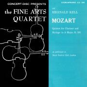Mozart: Quintet for Clarinet and Strings, K. 581 (Remastered from the Original Concert-Disc Master Tapes)