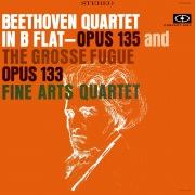 Beethoven: String Quartet No. 16, Op. 135 & Grosse Fugue, Op. 133 (Digitally Remastered from the Original Concert-Disc Master Tapes)