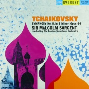 Tchaikovsky: Symphony No. 5 in E Major, Op. 64 (Transferred from the Original Everest Records Master Tapes)