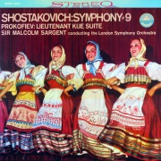 Shostakovich: Symphony No. 9 & Lieutenant Kijé Suite (Transferred from the Original Everest Records Master Tapes)