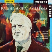 A Memorial Tribute to Ralph Vaughan Williams: Symphony No. 9 (Transferred from the Original Everest Records Master Tapes)