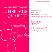 Schubert: Octet in F Major, Op. 166 (Remastered from the Original Concert-Disc Master Tapes)