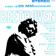 Beethoven: Symphonies No. 1 & 8 (Transferred from the Original Everest Records Master Tapes)