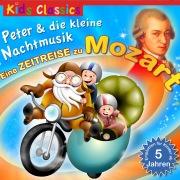 Peter und die kleine Nachtmusik: Eine Zeitreise zu Mozart