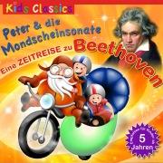 Peter und die Mondscheinsonate: Ein Zeitreise zu Beethoven