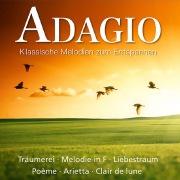 Klassische Melodien zum Entspannen: Adagio