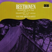 Beethoven: String Quartets Opp. 74 & 95 (Remastered from the Original Concert-Disc Master Tapes)