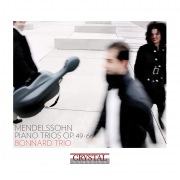 Mendelssohn: Piano Trios Op. 49 & 66