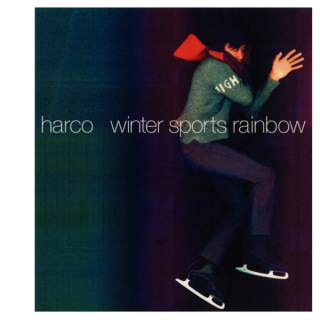 winter sports rainbow