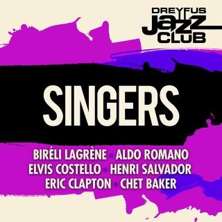 Dreyfus Jazz Club: Singers