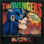 The Avengers: Captain America Joins the Avengers