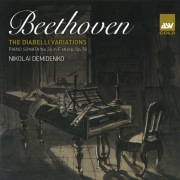 Beethoven: The Diabelli Variations; Piano Sonata No.24 in F sharp, Op.78