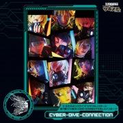 2.5次元ダンスライブ「ツキウタ。」ステージ 第7幕『CYBER-DIVE-CONNECTION』 メインテーマ「CYBER-DIVE-CONNECTION」