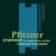 Pfitzner: Symphony in C-Sharp Minor Op. 36a