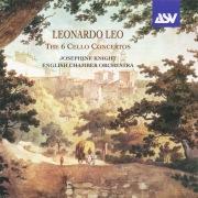 Leonardo Leo: The 6 Concertos for Cello, Strings and Continuo