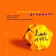 Live in Paris 1992 (feat. Philip Catherine, Marc Fosset & Niels-Henning Ørsted Pedersen)