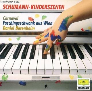 Schumann: Kinderszenen op.15 / Faschingsschwank op.26 / Carnaval op.9