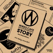 WIRED CAFE Music Recommendation STORY -Non Stop Edition- Mixed By DJ ICHIRO