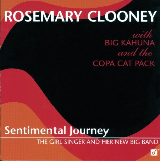 Sentimental Journey -- The Girl Singer And Her New Big Band