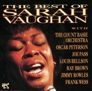 Best Of Sarah Vaughan