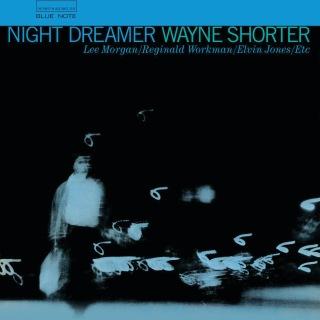 Night Dreamer feat. Lee Morgan, Reginald Workman, Elvin Jones