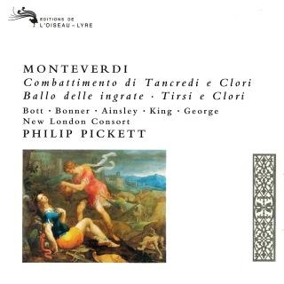 Monteverdi: Il Combattimento di Tancredi e Clorinda; Ballo delle Ingrate; Tirsi e Clori