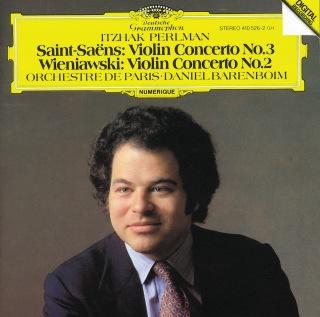 Saint-Saëns: Violin Concerto No.3 / Wieniawski: Violin Concerto No.2