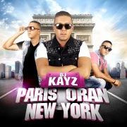 Paris Oran New York